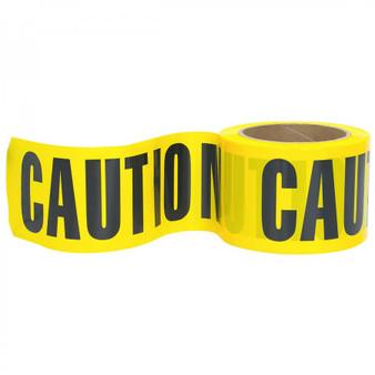 Caution Tape W 48mm x L 66 Metres (Yellow/Black)