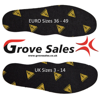 ESD Insole (1 x Pair)