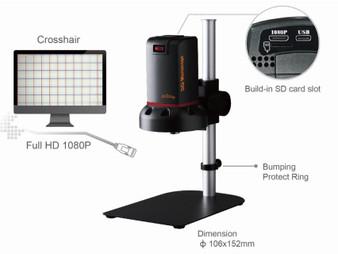 Digicam Tabletop HDMI Inspection Microscope Full HD1080P
