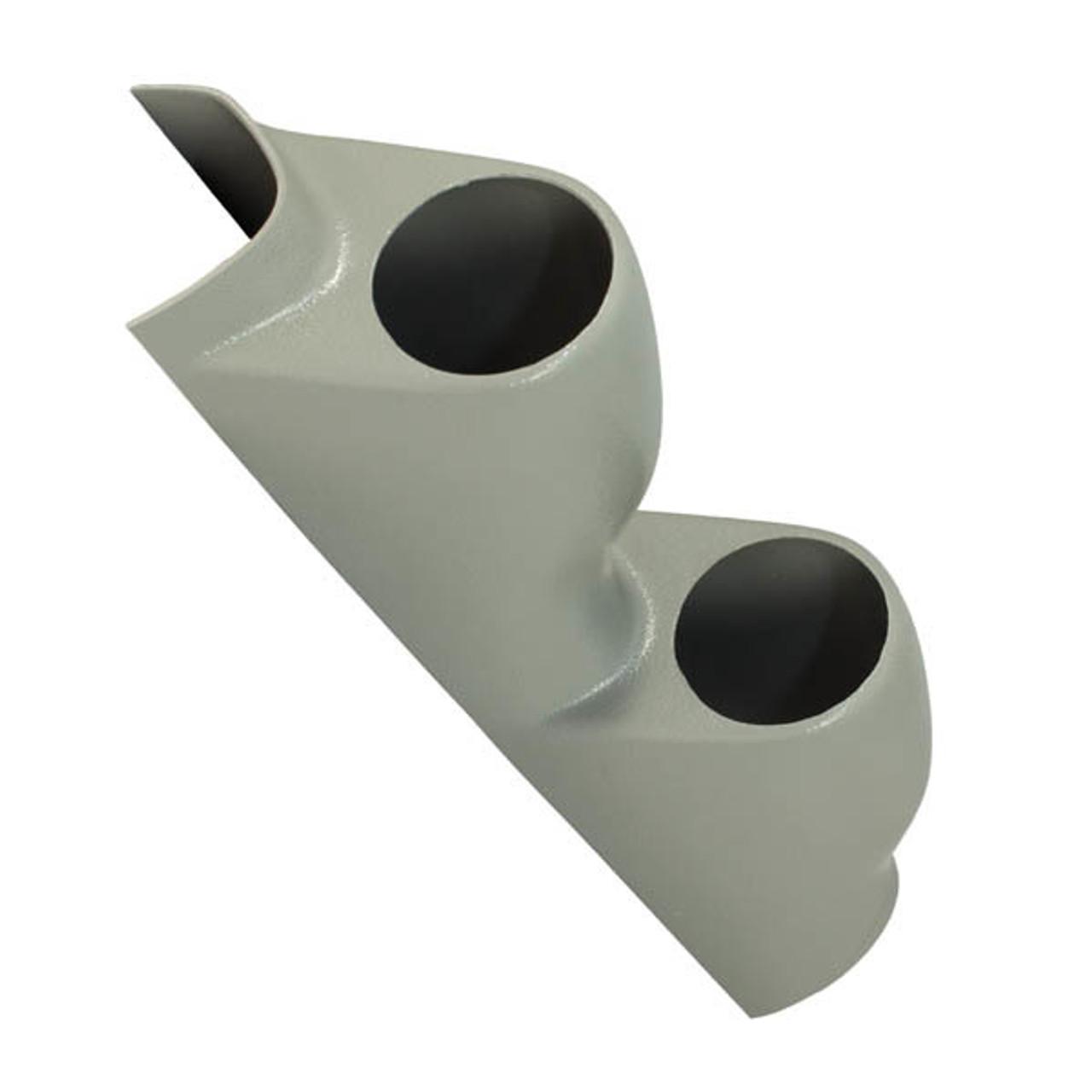 GlowShift Black Dual Pillar Gauge Pod for 1994-2001 Acura Integra ABS Plastic 2 Gauges to Vehicles A-Pillar 2-1//16 52mm Mounts