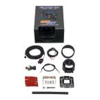 GlowShift Elite 10 Color 100 PSI Fuel Pressure Gauge Unboxed