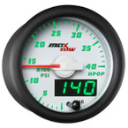 White & Green MaxTow High Pressure Oil Pressure HPOP Gauge