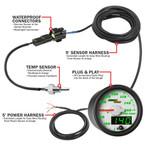 MaxTow Temperature Wiring & Parts Schematic
