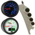 2006-2009 Dodge Ram Cummins Quad Custom MaxTow Gauge Package Gallery