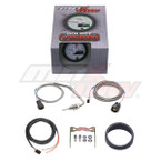 White & Green MaxTow 1500 Degree F Exhaust Gas Temperature Gauge Unboxed