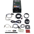 GlowShift 3in1 Black Face Boost w/ Digital Exhaust Temp & Temperature Gauge Unboxed