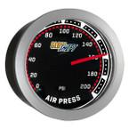 Tinted 200 PSI Air Pressure Gauge