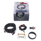 White & Blue MaxTow 30 PSI Fuel Pressure Gauge Unboxed