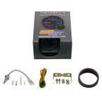 GlowShift Tinted 7 Color Water Temperature Gauge Unboxed
