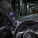 2008-2015 Mitsubishi Lancer Evolution X Installed
