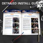 1999-2007 Ford Super Duty Power Stroke Custom Elite Gauge Package