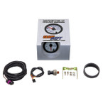 GlowShift White 7 Color NOS Pressure Gauge Unboxed