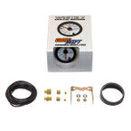 GlowShift White 7 Color 100 PSI Boost Gauge Unboxed
