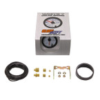 GlowShift White 7 Color 35 PSI Boost Gauge Unboxed