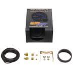 GlowShift Tinted 7 Color 35 PSI Boost Gauge Unboxed