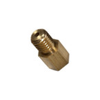 1/8-27 NPT Female to M12 P-1.5 Male Thread Adapter