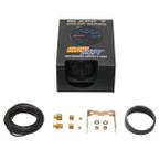GlowShift Black 7 Color 35 PSI Boost Gauge Unboxed