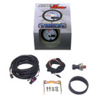 White & Blue MaxTow 60 PSI Boost Gauge Unboxed