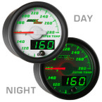 White & Green MaxTow Water Coolant Temperature Gauge