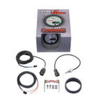 White & Green MaxTow Water Temperature Gauge Unboxed