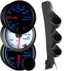 2006-2012 Mitsubishi Eclipse Custom 7 Color Gauge Package Gallery