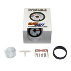 GlowShift White 7 Color Vacuum Gauge Unboxed