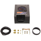 GlowShift Tinted 7 Color 60 PSI Diesel Truck Boost Gauge Unboxed