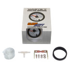 GlowShift White 7 Color BAR Boost Gauge Unboxed