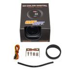 GlowShift 10 Color Digital Voltmeter Gauge Unboxed