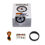 GlowShift White 7 Color Clock Gauge Unboxed