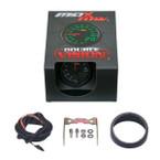 Black & Green MaxTow Voltmeter Gauge Unboxed