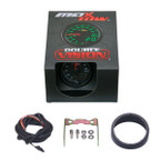 Black & Green MaxTow Voltmeter Gauge Unboxed