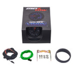 Black & Blue MaxTow 10,000 RPM Tachometer Gauge Unboxed