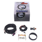 White & Blue MaxTow Air Suspension Gauge Unboxed