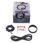 White & Blue MaxTow 30,000 PSI Fuel Rail Pressure Gauge Unboxed