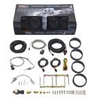 Black 7 Color 4 Gauge Diesel Set Unboxed
