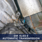 Stubby Temp Sensor Installed to GM 4L60-E Automatic Transmission