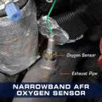 Narrowband Air/Fuel Ratio Oxygen Sensor Installed