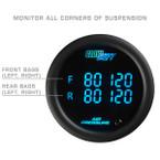 Monitor All Corners of Suspension