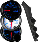 7 Color Series Triple Gauge Package for 1982-1993 Chevrolet S-10