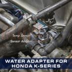 Water Temperature Sensor Thread Adapter for Honda K-Series Engines