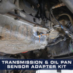 Transmission & Oil Pan Temperature Sensor Adapter Kit