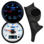3in1 Series Gauge Package for 1992-1997 Ford F-Series