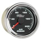 Mechanical 200 PSI Air Pressure Gauge