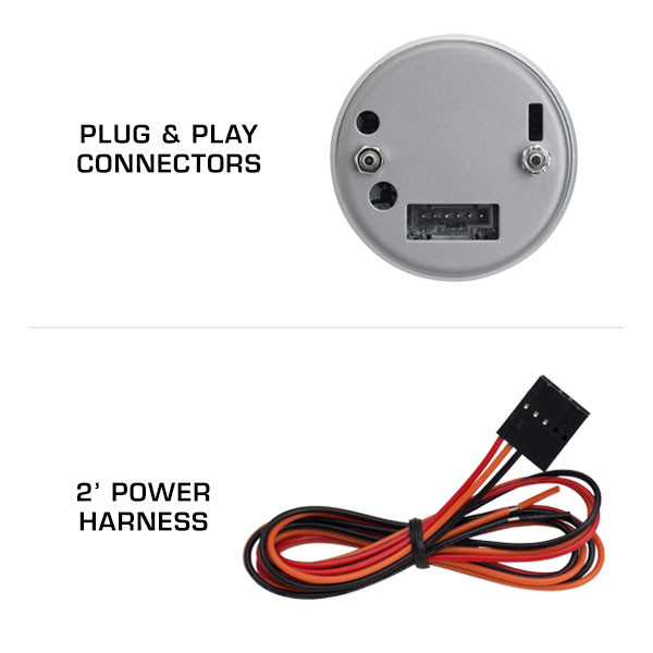 Plug & Play Connectors