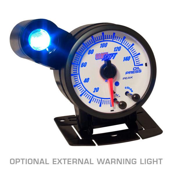 Optional Add-On External Warning Light