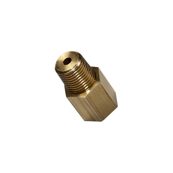 1/8 BSPT Male to 1/8-27 NPT Female Thread Adapter