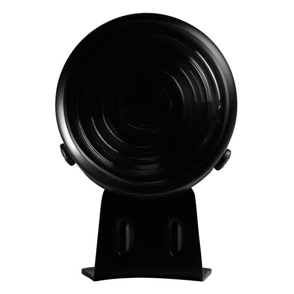 Black & Blue LED Adjustable Shift Light Straight View Off
