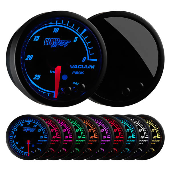 Elite 10 Color Vacuum Gauge