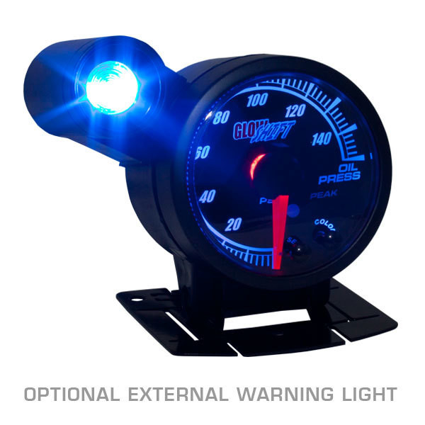 Optional Add-On External Warning Light